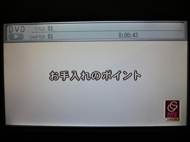GエアロHDDナビパッケージ 両側パワスラ//バックモニター(15枚目)