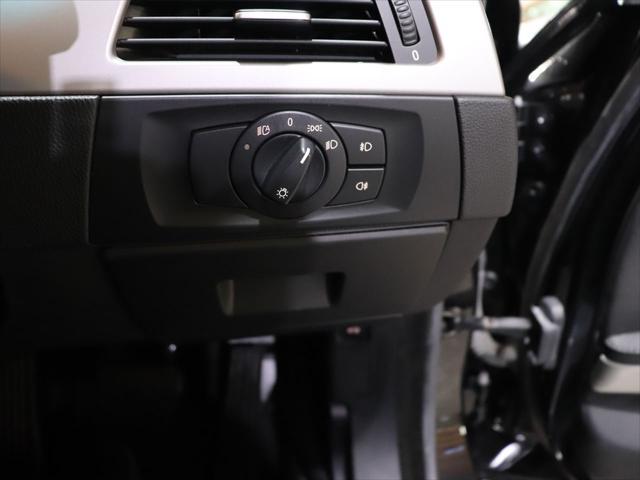 320i RAYS20インチアルミホイール/ダウンサス RS-R/レザーシート/純正オーディオ/CD再生/AUX端子 スマホ接続可能/社外ポータブルナビyupiteru MOGGY/テレビ ワンセグ/(14枚目)