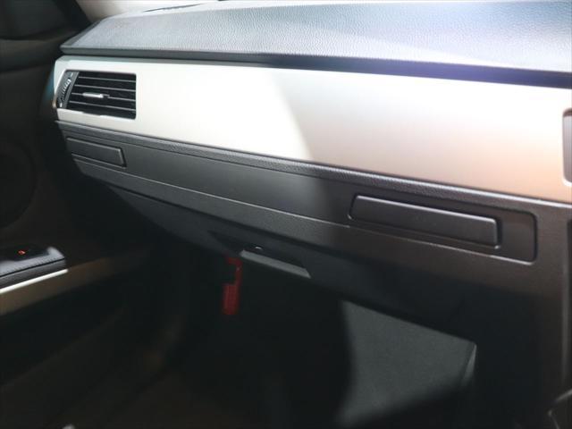320i RAYS20インチアルミホイール/ダウンサス RS-R/レザーシート/純正オーディオ/CD再生/AUX端子 スマホ接続可能/社外ポータブルナビyupiteru MOGGY/テレビ ワンセグ/(37枚目)