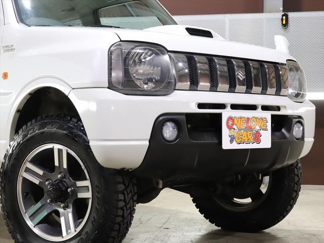 ワイルドウインド 4WD 2インチアップ/オープンカントリー(6枚目)