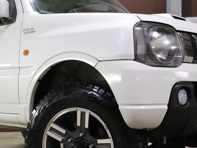 ワイルドウインド 4WD 2インチアップ/オープンカントリー(8枚目)