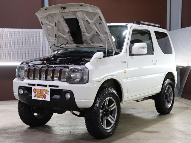 ワイルドウインド 4WD 2インチアップ/オープンカントリー(20枚目)