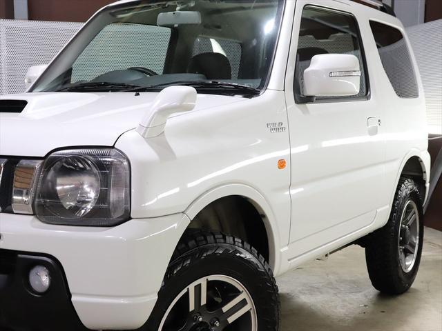 ワイルドウインド 4WD 2インチアップ/オープンカントリー(44枚目)