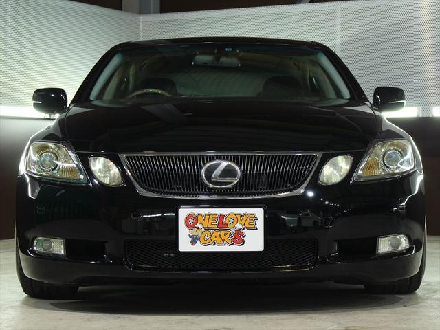 GS350  車高調/社外19inアルミ/レザーシート(6枚目)