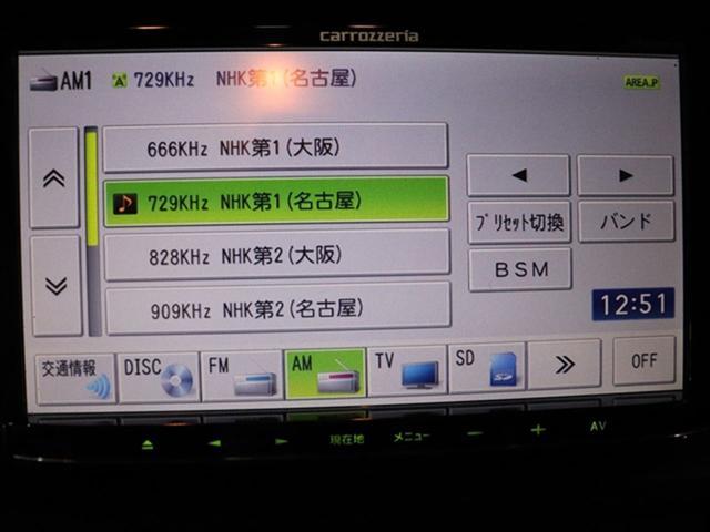 ラグジュアリーパッケージ 社外ナビ/地デジ/バックモニター(20枚目)