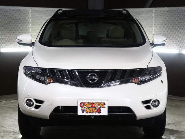350XVFOUR 4WD本革シート/サンルーフ/HDDナビ(3枚目)
