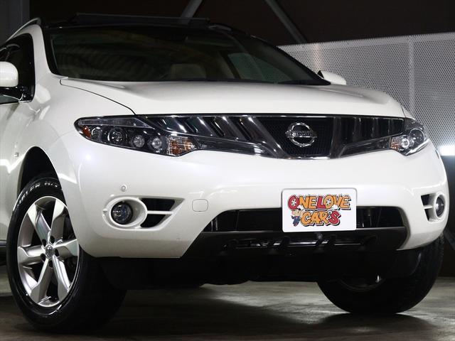 350XVFOUR 4WD本革シート/サンルーフ/HDDナビ(5枚目)
