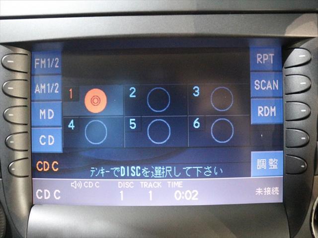 CLS500 サンルーフ/黒本革シート/ETC(24枚目)