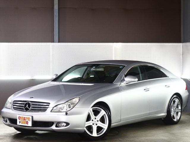 CLS350  黒革シート/純正18inアルミ/ETC(7枚目)