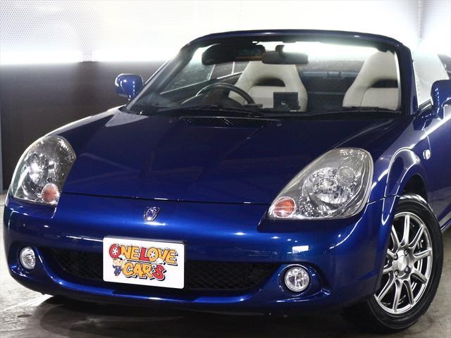 「トヨタ」「MR-S」「オープンカー」「愛知県」の中古車5