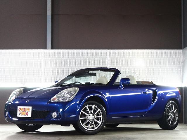 「トヨタ」「MR-S」「オープンカー」「愛知県」の中古車8