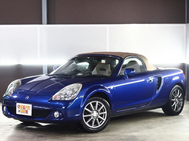 「トヨタ」「MR-S」「オープンカー」「愛知県」の中古車45