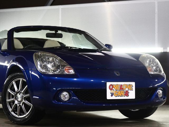 「トヨタ」「MR-S」「オープンカー」「愛知県」の中古車55