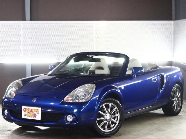 「トヨタ」「MR-S」「オープンカー」「愛知県」の中古車74