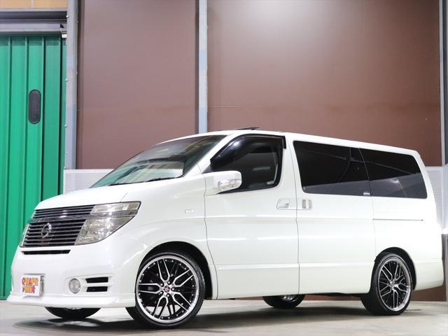 「日産」「エルグランド」「ミニバン・ワンボックス」「愛知県」の中古車65