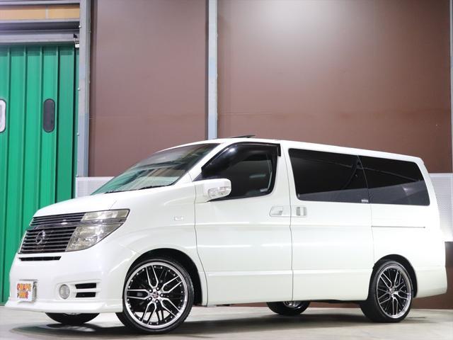 「日産」「エルグランド」「ミニバン・ワンボックス」「愛知県」の中古車72