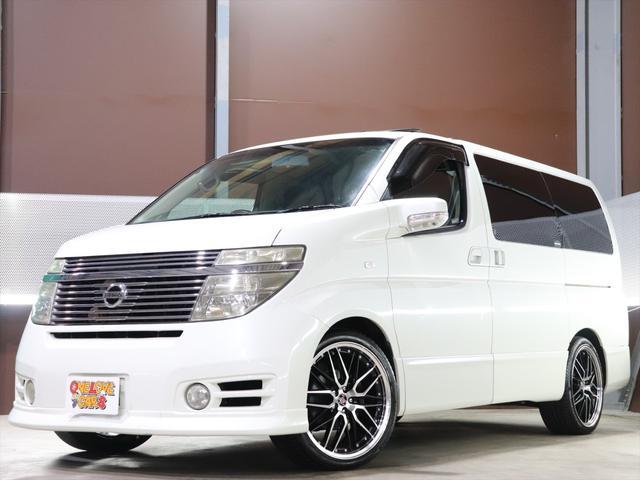 「日産」「エルグランド」「ミニバン・ワンボックス」「愛知県」の中古車73