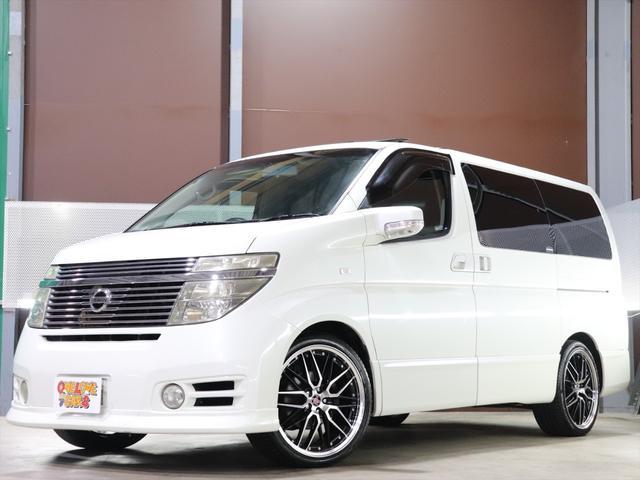 「日産」「エルグランド」「ミニバン・ワンボックス」「愛知県」の中古車74