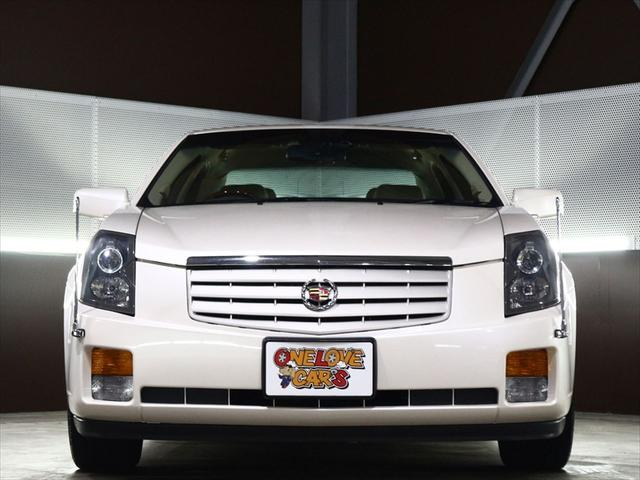 「キャデラック」「キャデラック CTS」「セダン」「愛知県」の中古車8