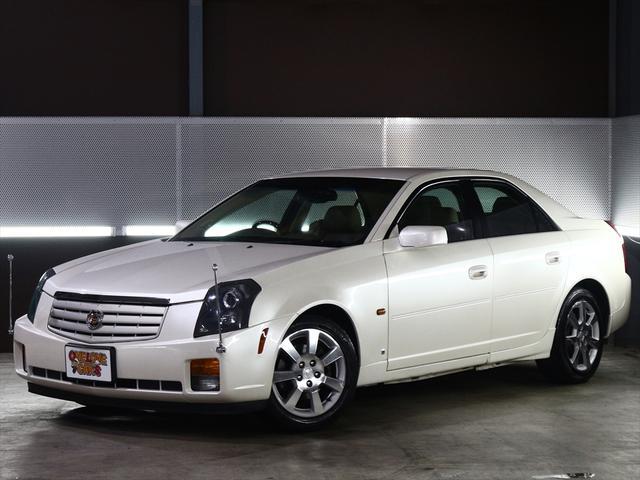 「キャデラック」「キャデラック CTS」「セダン」「愛知県」の中古車66