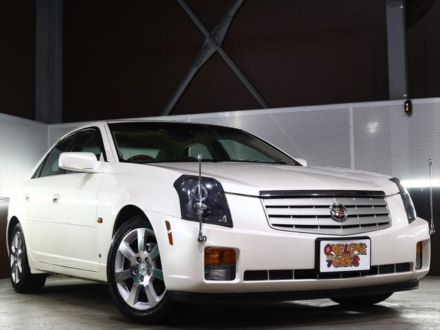 「キャデラック」「キャデラック CTS」「セダン」「愛知県」の中古車67