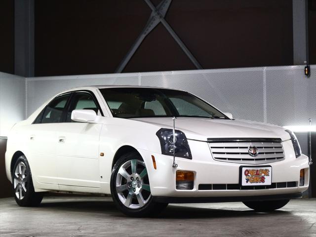 「キャデラック」「キャデラック CTS」「セダン」「愛知県」の中古車68