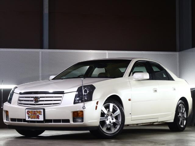 「キャデラック」「キャデラック CTS」「セダン」「愛知県」の中古車71