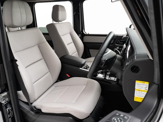 G350dワンオーナーサンルーフ内装アイボリーシートヒーター(5枚目)
