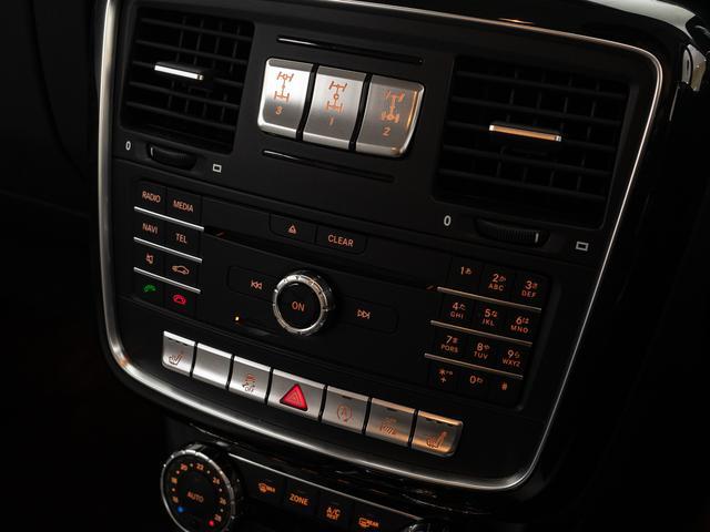 G350dワンオーナーサンルーフ内装アイボリーシートヒーター(16枚目)