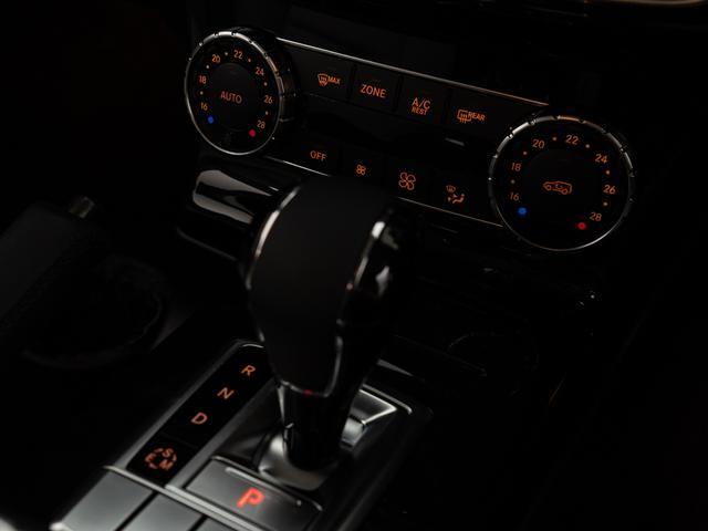G350dワンオーナーサンルーフ内装アイボリーシートヒーター(17枚目)