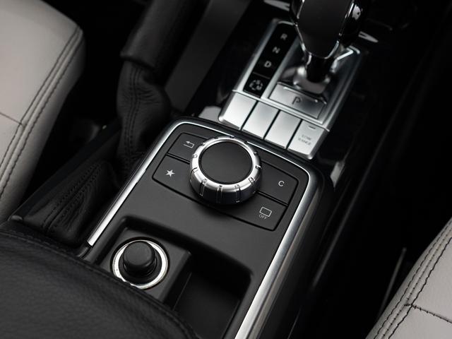 G350dワンオーナーサンルーフ内装アイボリーシートヒーター(19枚目)