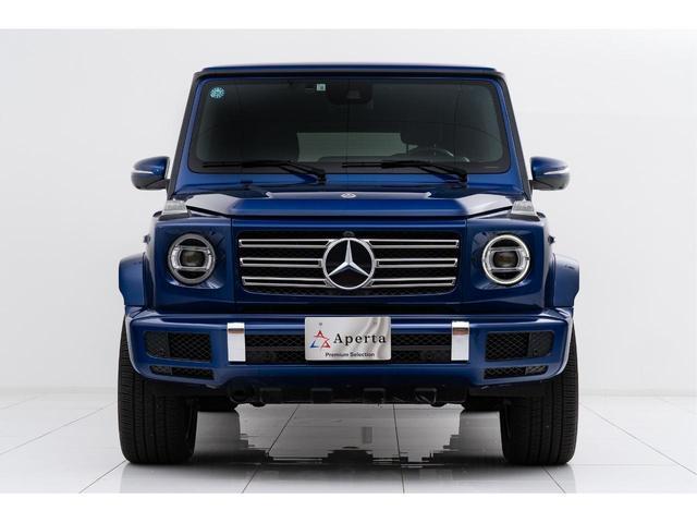 G550AMGラインエクスクルーシブスポーツエギゾ新車保付(6枚目)