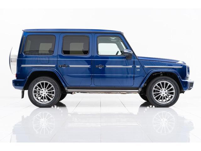 G550AMGラインエクスクルーシブスポーツエギゾ新車保付(7枚目)