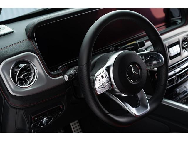 G550AMGラインエクスクルーシブスポーツエギゾ新車保付(9枚目)