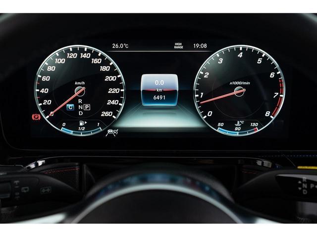 G550AMGラインエクスクルーシブスポーツエギゾ新車保付(11枚目)