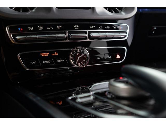 G550AMGラインエクスクルーシブスポーツエギゾ新車保付(14枚目)