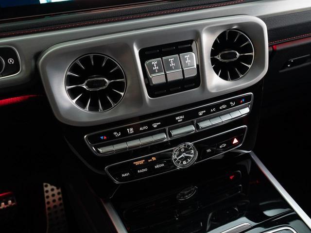G550AMGラインワンオーナーサンルーフ純ドラレコ新車保付(17枚目)
