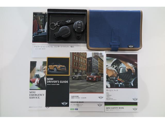 クーパーS ルーフホワイト テールランプユニオンジャック ターボ車 女性1オーナー 純正ナビ バックカメラ デジタルパッケージ スマートキー アルミホイール ETC ディーラー保証継承可能(31枚目)