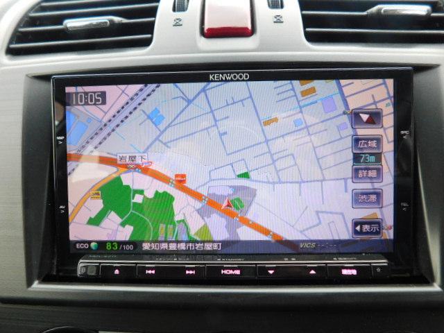 2.0i-L アイサイト /1年保証付/Bカメラ/スマートキー/プッシュスタート/禁煙車/クルーズコントロール/パワーシート/社外ナビ/Bluetooth接続/純正アルミ/4WD/ETC/アイサイト搭載車/電動格納ミラー(5枚目)