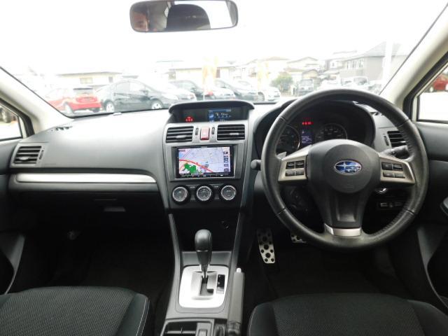 2.0i-L アイサイト /1年保証付/Bカメラ/スマートキー/プッシュスタート/禁煙車/クルーズコントロール/パワーシート/社外ナビ/Bluetooth接続/純正アルミ/4WD/ETC/アイサイト搭載車/電動格納ミラー(6枚目)