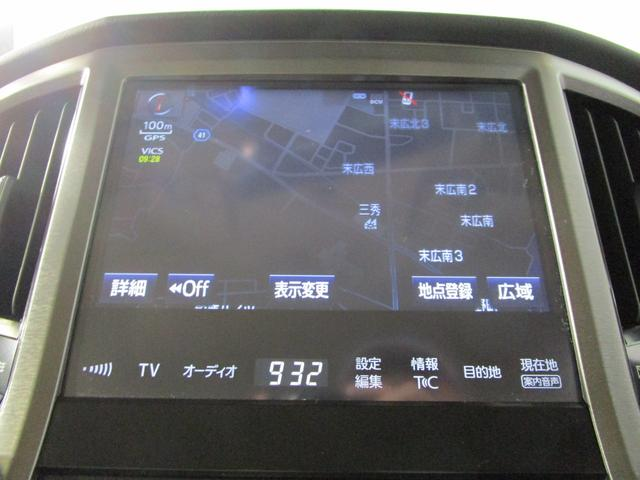 Fバージョン 純正SDナビ フルセグTV CD&DVD再生機能 ブルートゥース バックカメラ ETC車載器 LEDオートライト オートマチックハイビーム シートヒーター パワーシート ドラレコ スマートキー(2枚目)