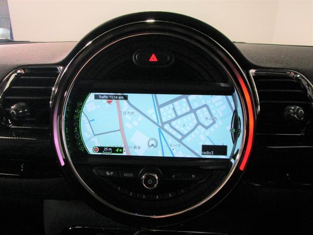 クーパー クラブマン 純正HDDナビ USB ブルートゥース バックカメラ ETC車載器 オートライト クルーズコントロール ドライブレコーダー 純正17インチアルミホイール スマートキー(2枚目)