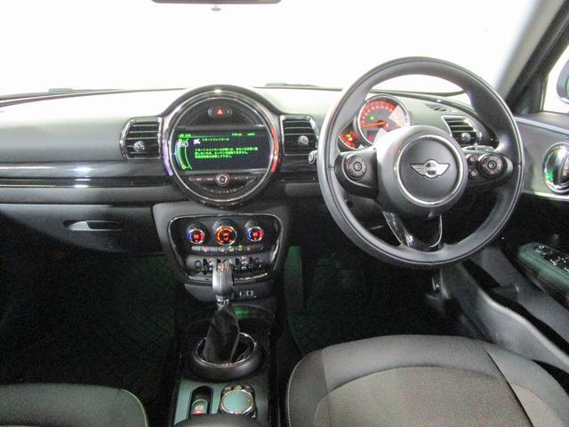 クーパー クラブマン 純正HDDナビ USB ブルートゥース バックカメラ ETC車載器 オートライト クルーズコントロール ドライブレコーダー 純正17インチアルミホイール スマートキー(10枚目)