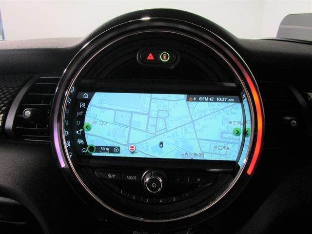 クーパーS 純正HDDナビ USB ブルートゥース バックカメラ ETC車載器 LEDオートライト ヘッドアップディスプレイ クルーズコントロール ドライブレコーダー 純正18インチアルミホイール スマートキー(2枚目)
