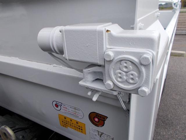 全低床ダンプ 2t積 電動コボレーン付(20枚目)