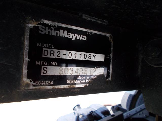 全低床 強化ダンプ 2トン積 3方開 集中ドアロック(18枚目)