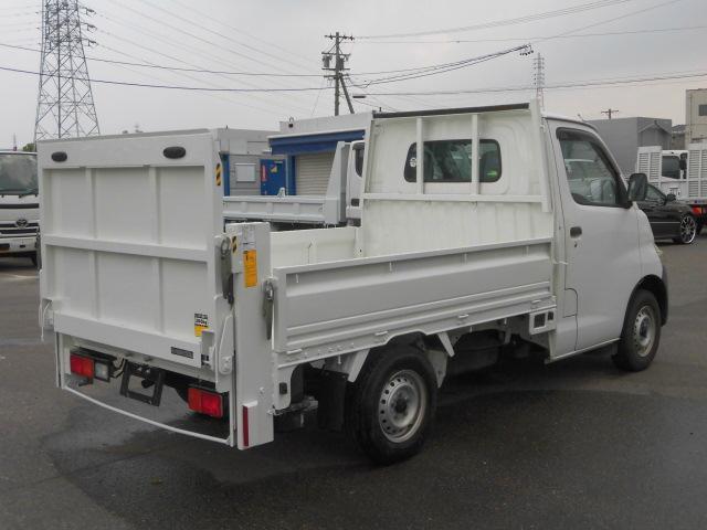 DX3方開平ボディ トヨタ車体製垂直式パワーゲート(12枚目)