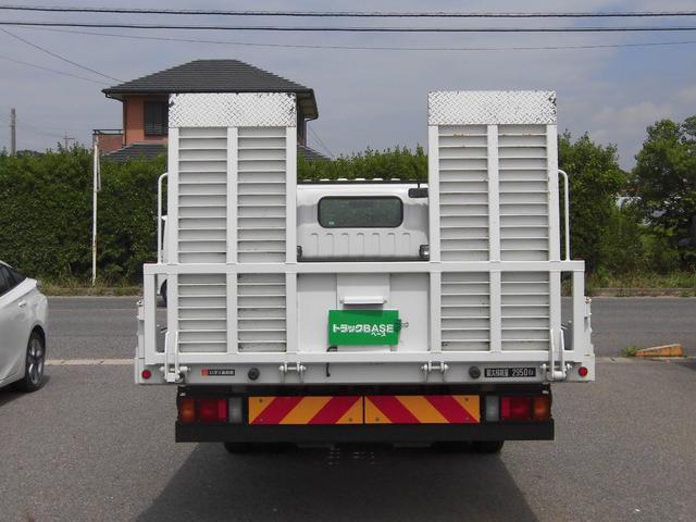 ワイド超ロング・1台積・キャリアカー・2.95トン・ラジコン(9枚目)