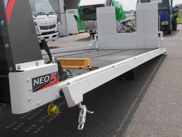 ワイド超ロング・1台積・キャリアカー・2.95トン・ラジコン(18枚目)