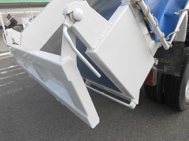 3方開強化ダンプ 2トン積 コボレーン付(9枚目)